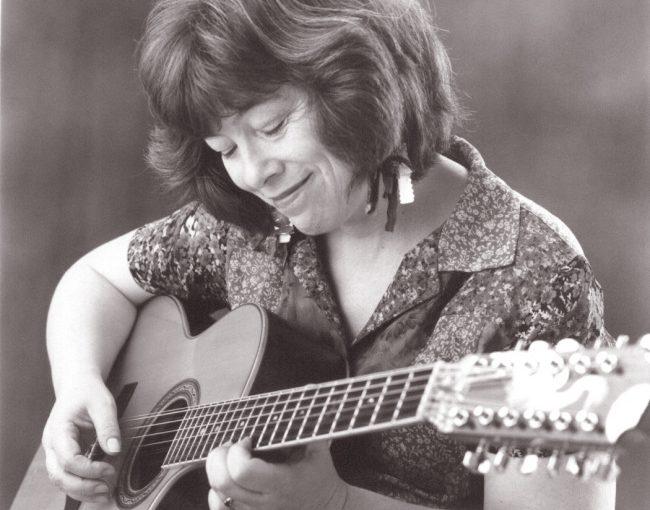 Claudia Schmidt in Seattle Concert, Sunday, June 9